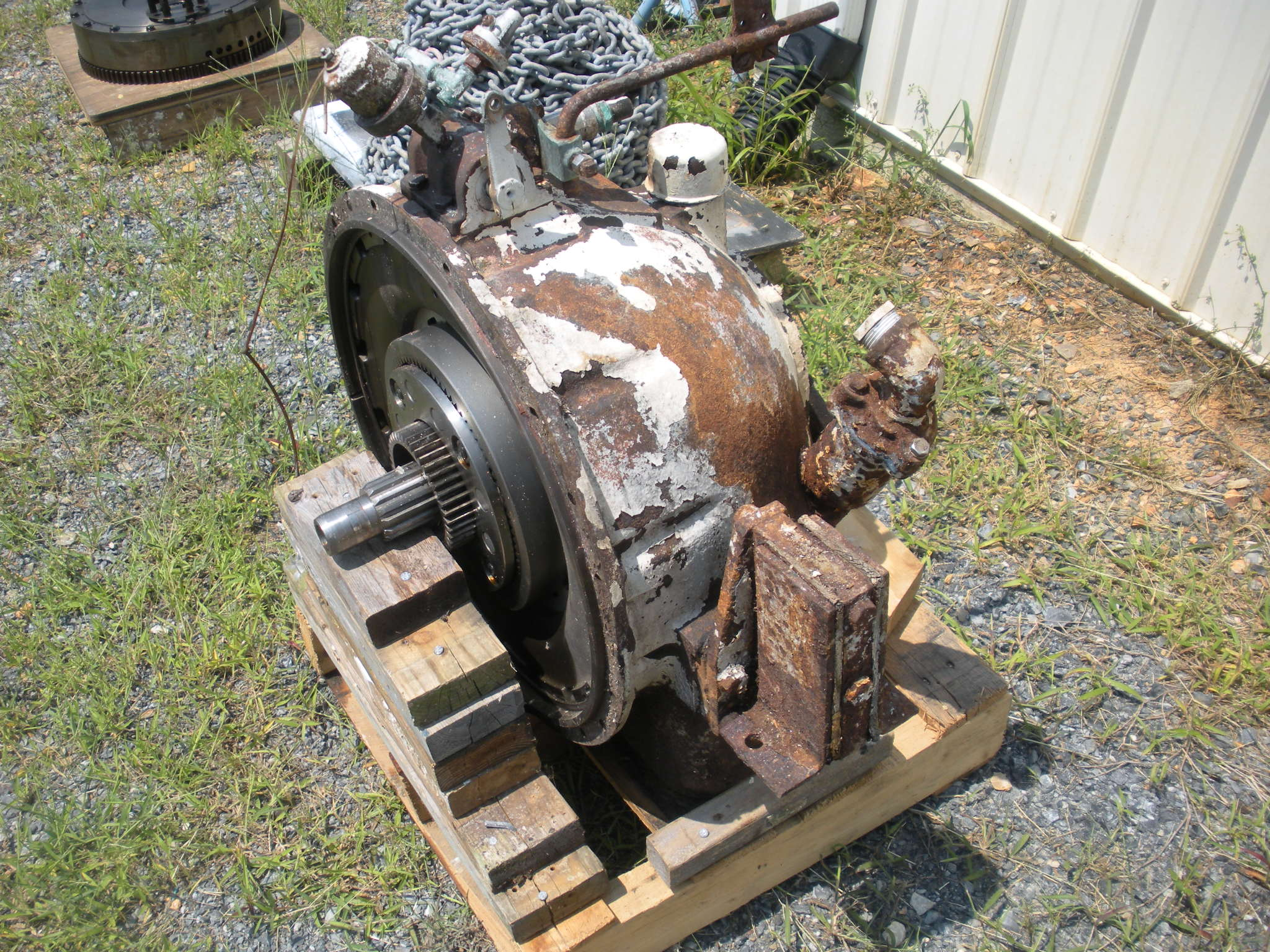 Allison M20 Marine Gear Assembly Core