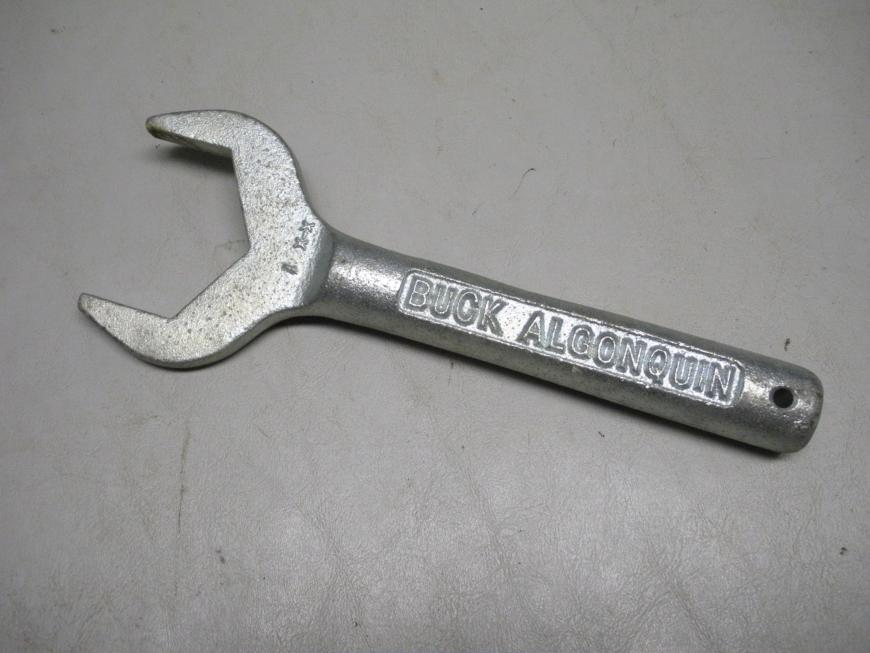 """Buck Algonquin Packing Nut Wrench 1 1/4"""" 3BPBW125"""
