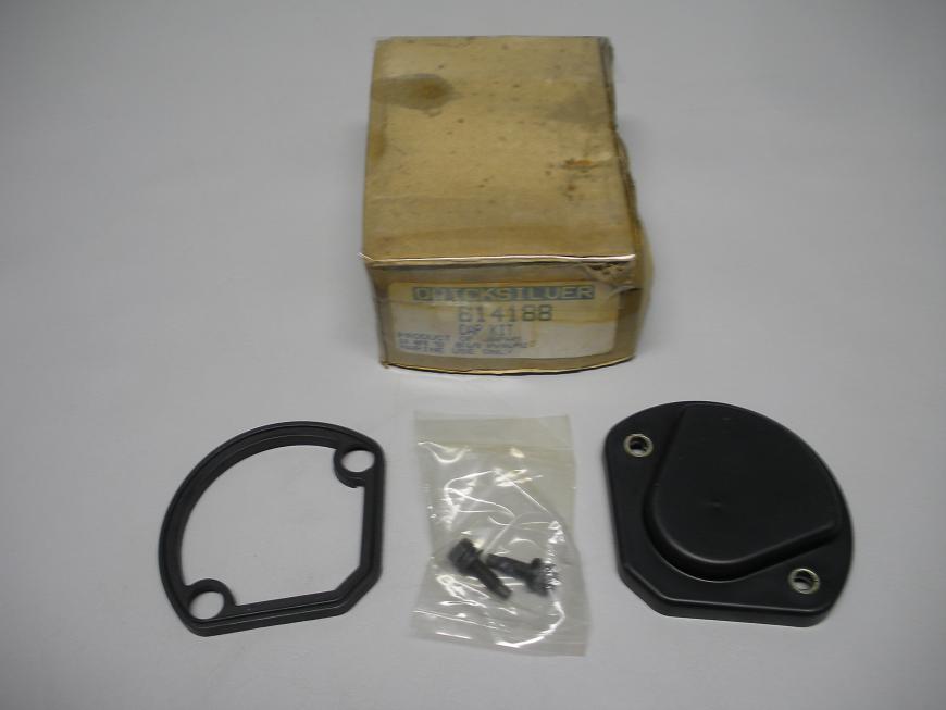 Genuine Mercruiser Quicksilver Cap Kit 814188