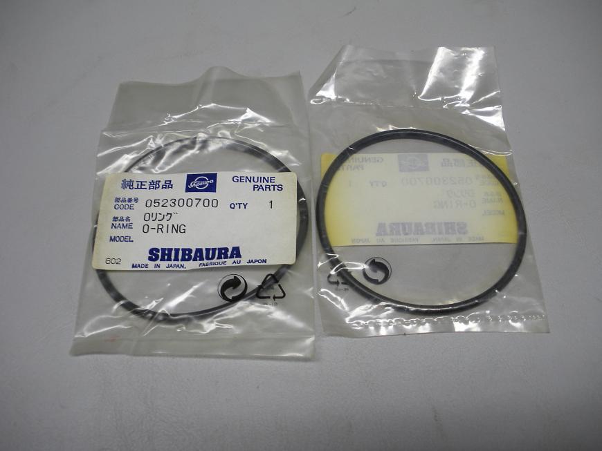 Shibaura / Northern Lights O-Ring Gasket 052300700 (Pack of 2)