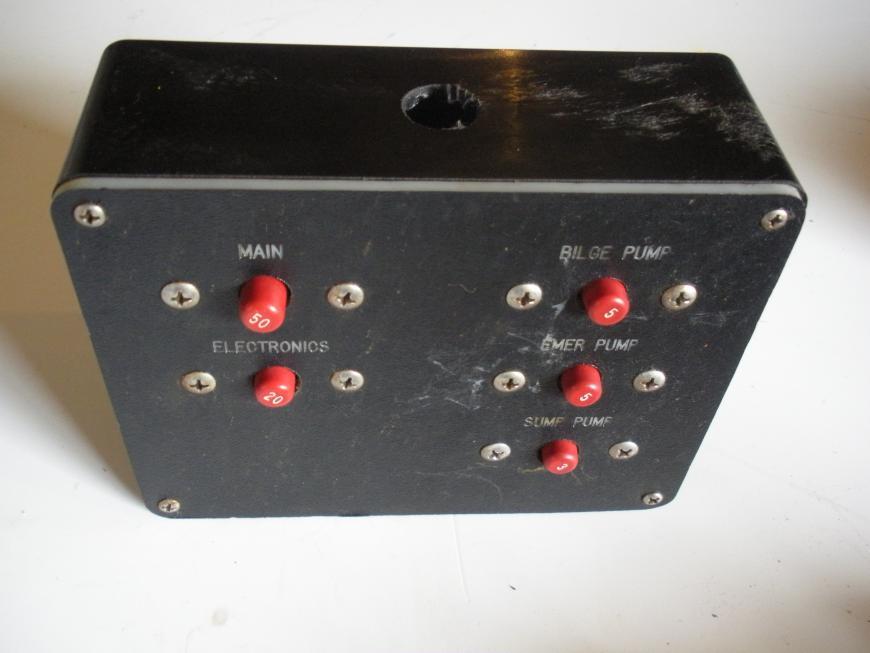 Marine Grade Circuit Breaker Panel Box | Skippers Marine