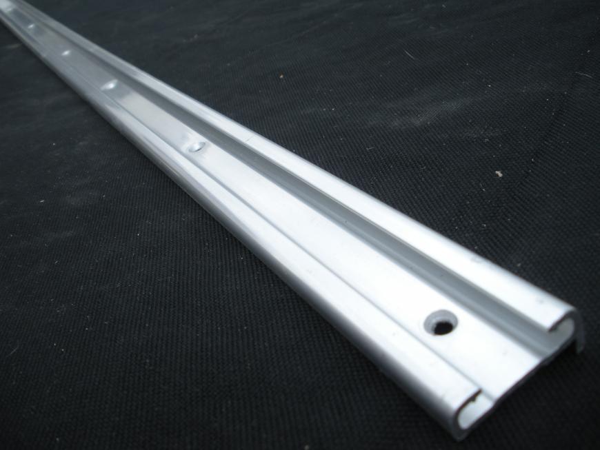 Taco Anodized Aluminum Rub Rail 4 Skippers Marine