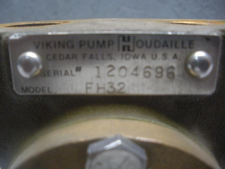 Houdaille/ Viking Pump FH32